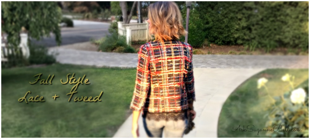 If You Like it, Wear it! My Eclectic Style – Leopard Print, Plaid, Lace