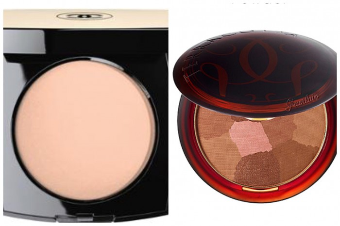 Chanel Les Beiges | Guerlain terra-cotta light sheer bronzing powder
