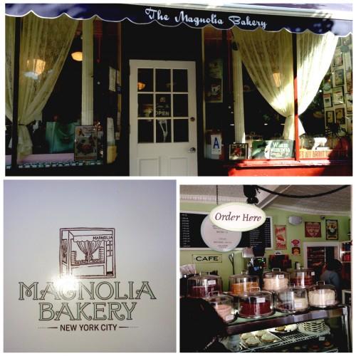 Magnolia Bakery on Bleecker in the West Village
