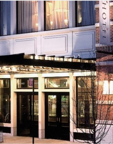 The Soho Grand. Image via Jetsetter.com