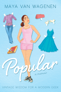 Popular a book by Maya Van Wagenen