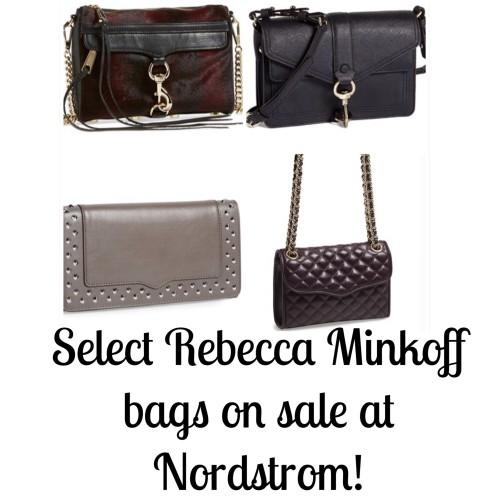 Rebecca Minkoff sale bags