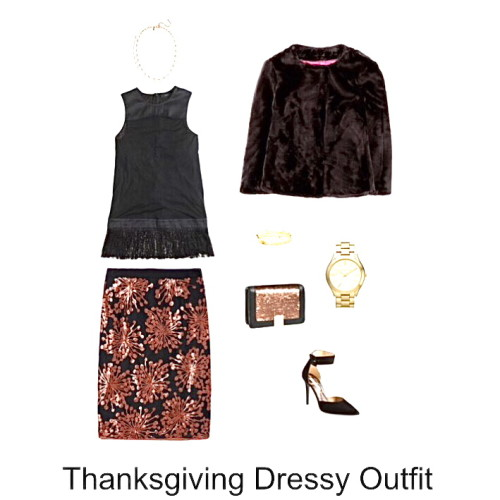 Dressy Thanksgiving Outfit