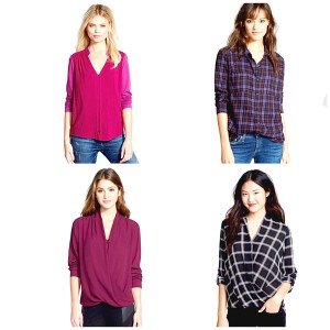 Sale tops at Nordstrom