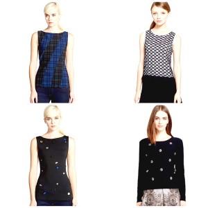 Sale dressy tops @ Nordstrom