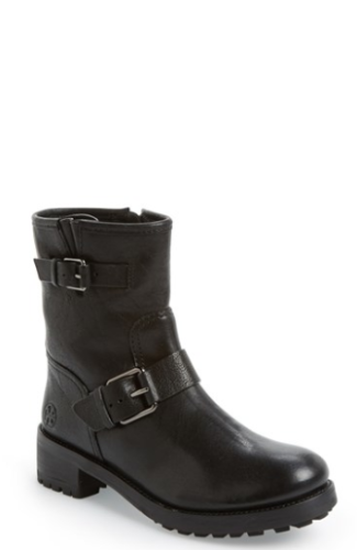 Tory Burch  'Chrystie' Bootie  Was: $395.00  Now: $236.98  40% OFF