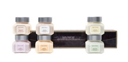 Laura Mercier SOuffle sampler