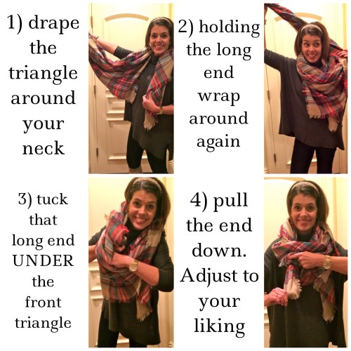 scarf tying guide | AskSuzanneBell.com