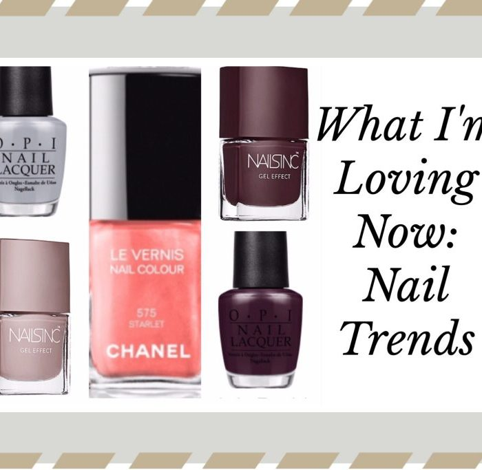 Nail Polish Trends: 50 Shades of Grey to the NAILSINC Way to Gel + For Tweens, My Dogsled is a Hybrid