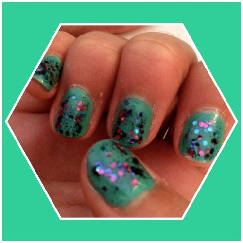 Fun Tween Nails with OPI via www.asksuzannebell.com