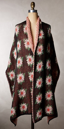 The Cecilia Prado Montjuic Wrap-an Anthropologie Review