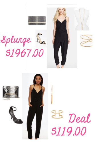 the look for less jumpsuits @www.asksuzannebell.com