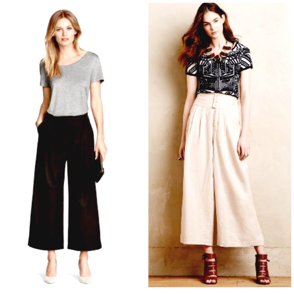 Pair these cropped wide leg pants with your favorite heels or wedges for an easy look that wows! From H by Halston. Page /5(3).