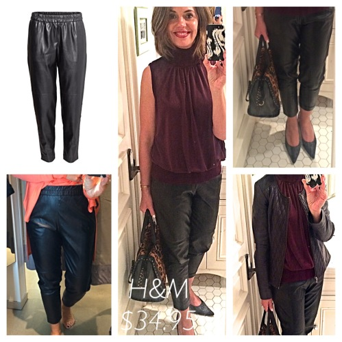 leather pant | www.asksuzannebell.com