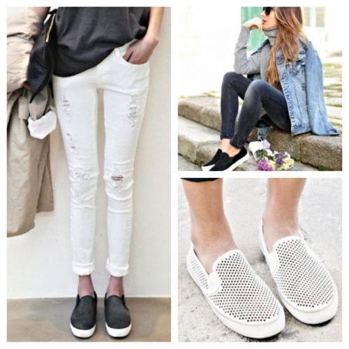 Stacked Heels to Slip-On Sneakers; Spring Kicks at Every Price!