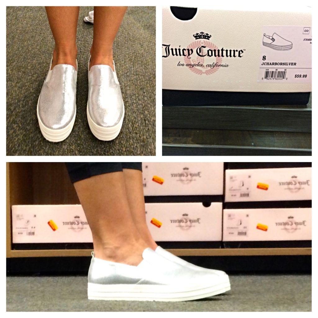 Stacked Heels to Slip-On Sneakers