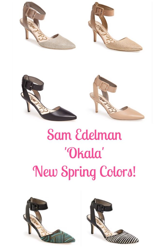 92447457d162 Sam Edelman Spring 2015 Shoe Preview + Sam   Libby for Target - Ask ...