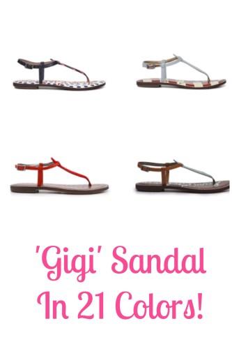 Gigi Sandal
