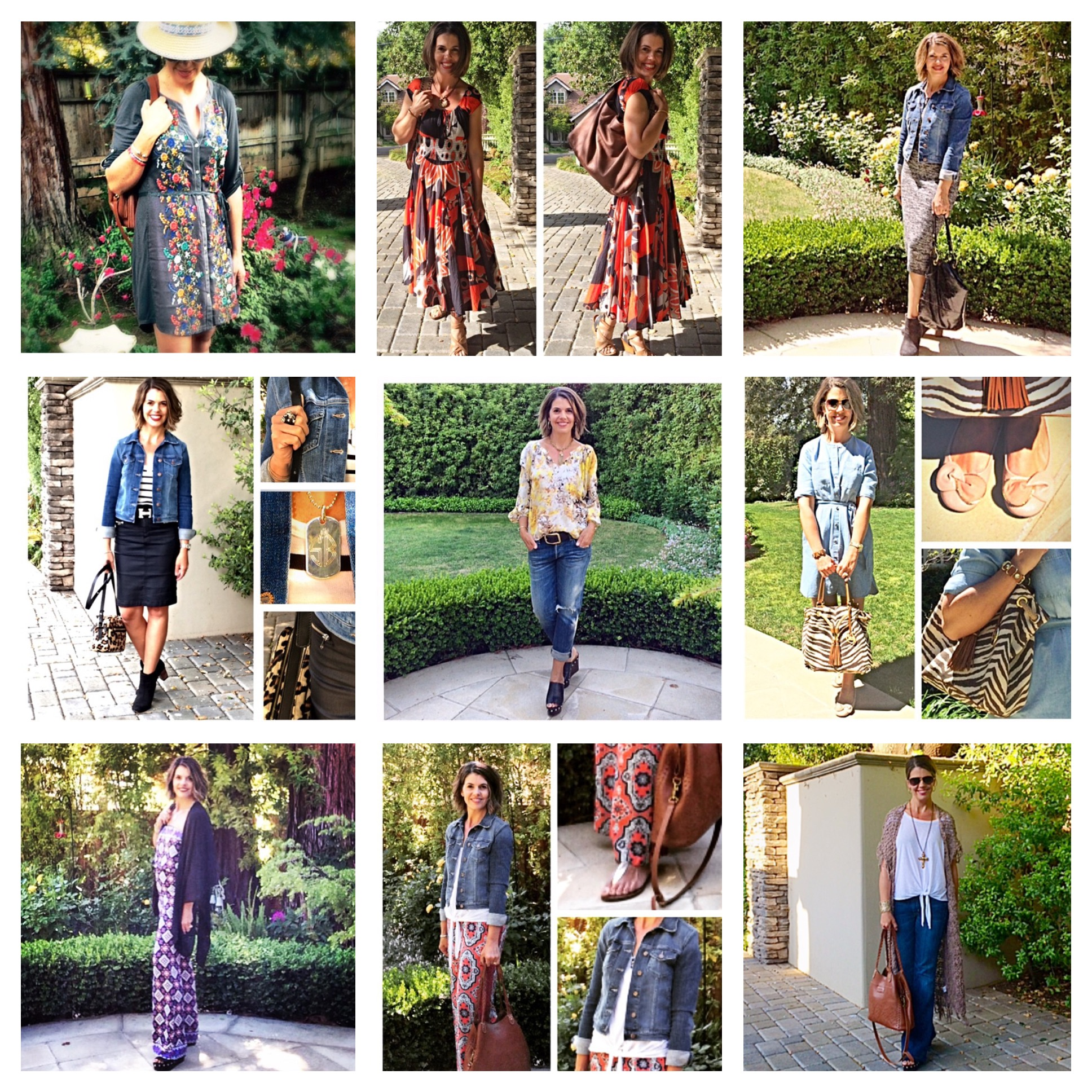 Shop Your Closet - Outfit Ideas - Ask Suzanne Bell