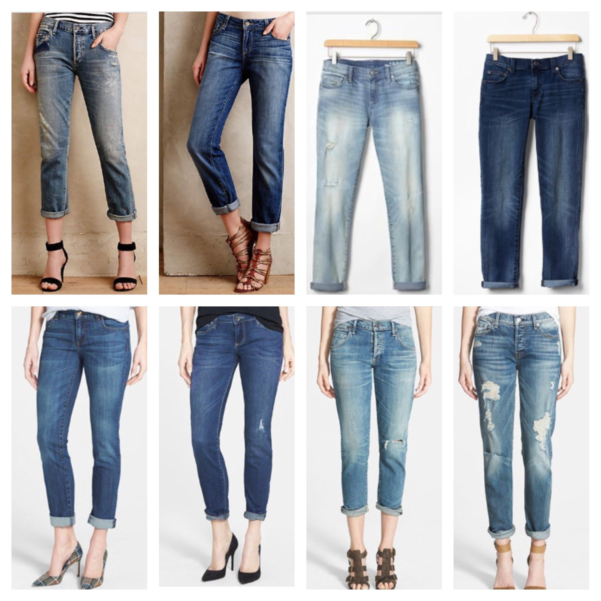 Best Shoes For Boyfriend Jeans