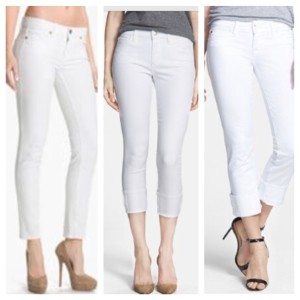 white jean picks on AskSuzanneBell.com