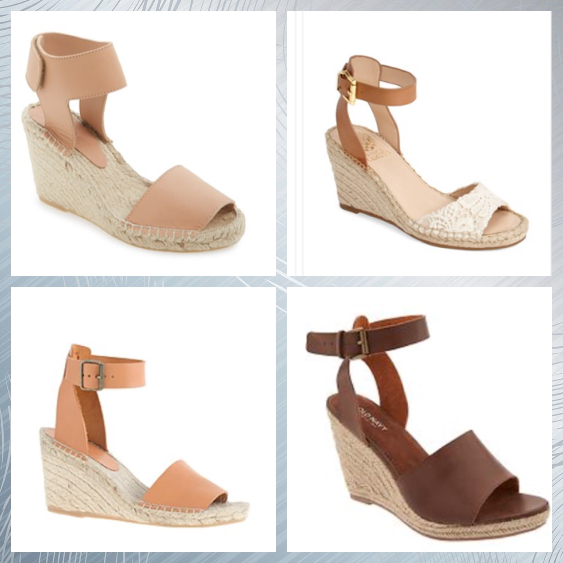 17361779db7 Must Have Shoe for Summer - The Wedge Sandal - Ask Suzanne Bell