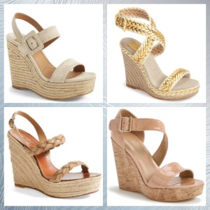 wedge sandals - asksuzannebell.com