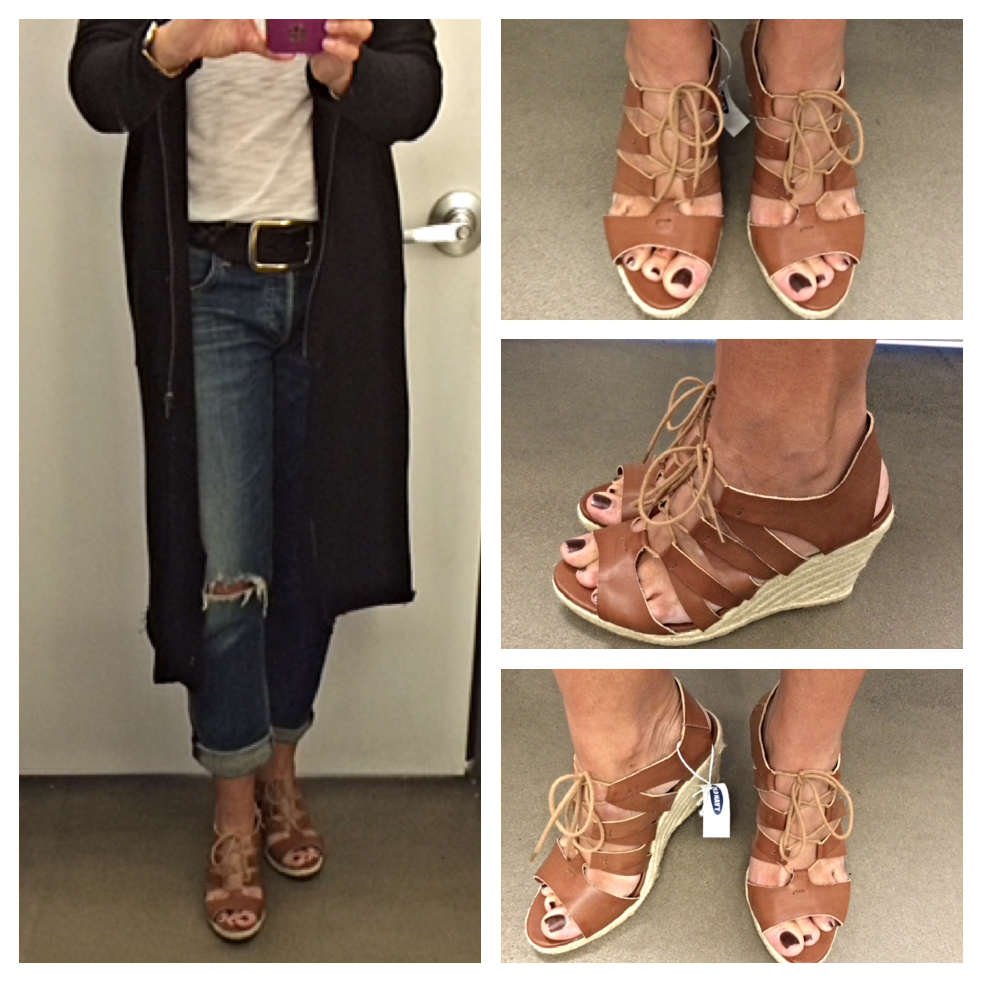 c375be78dd4 Must Have Shoe for Summer - The Wedge Sandal - Ask Suzanne Bell