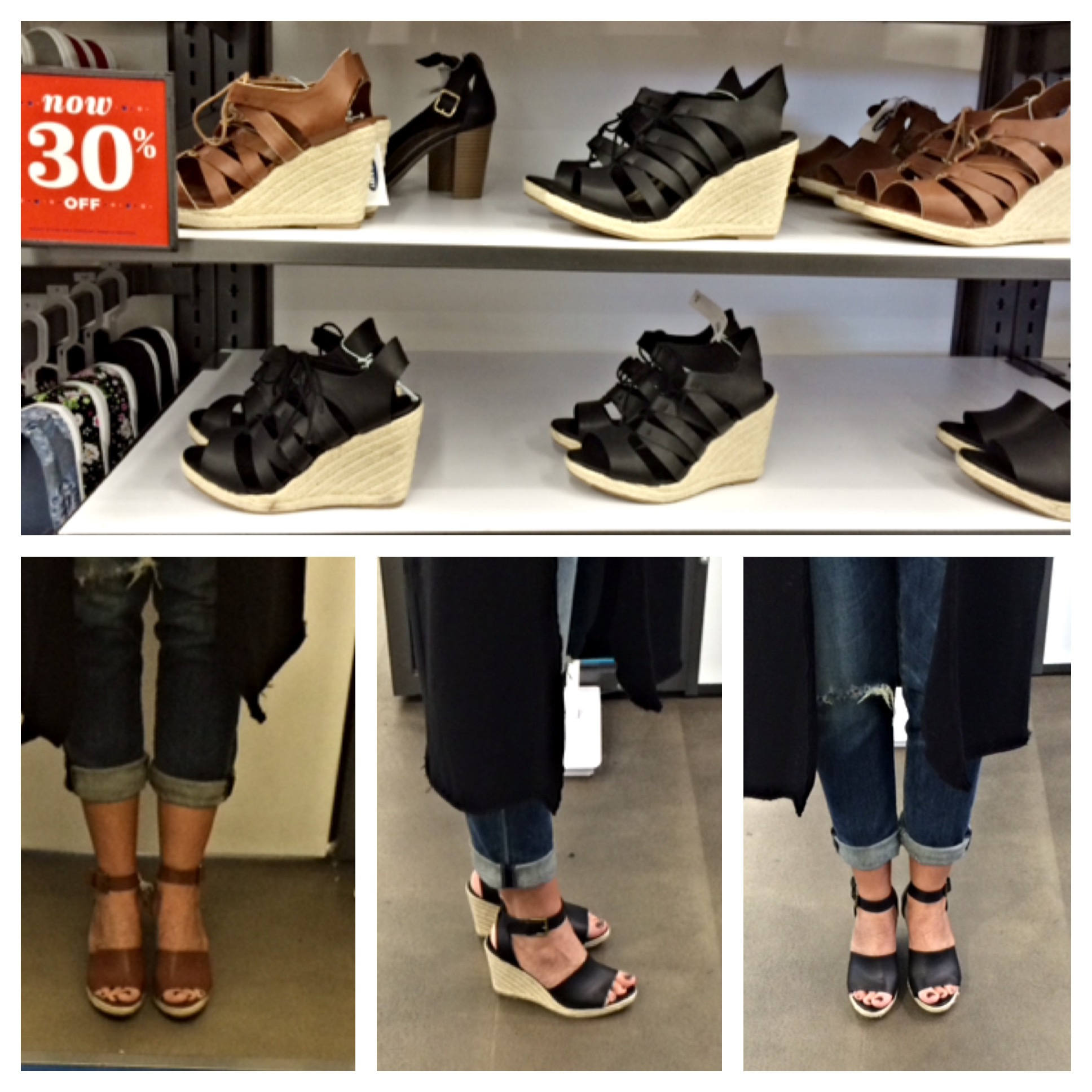 c2109e997c0 Must Have Shoe for Summer - The Wedge Sandal - Ask Suzanne Bell