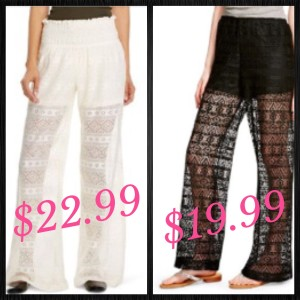 lace pants - target buys -asksuzannebell.com