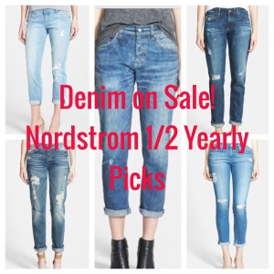 sale denim - nordstrom 1/2 yearly sale - #nsale - asksuzannebell.com