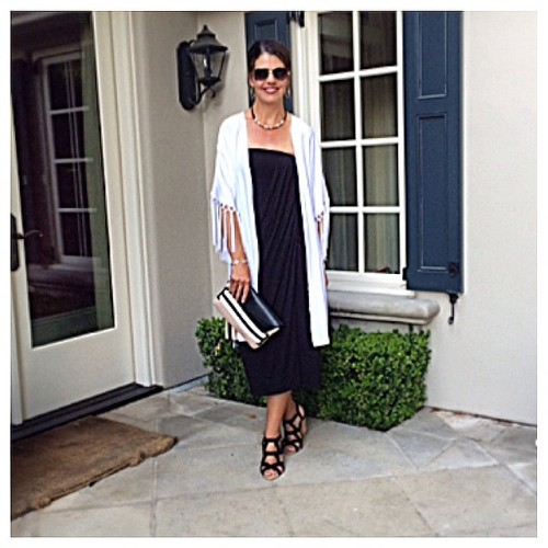 What I Wore May   Casual Daytime Outfit Ideas over 40 Fashion