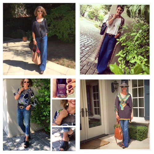 Favorite Outfits on AskSuzanneBell  + May