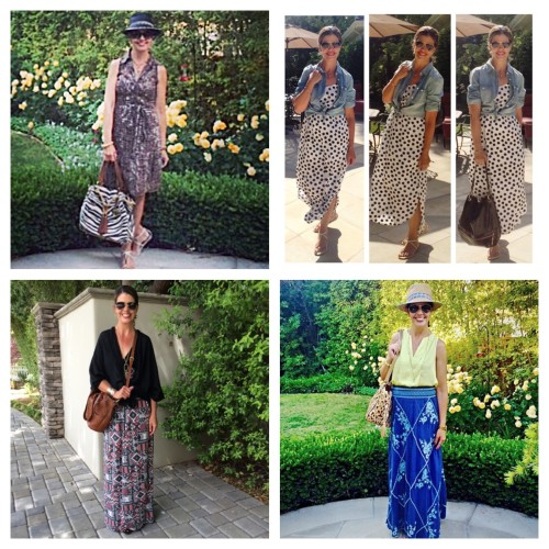 AskSUzanneBell + Daytime Dress Looks + Outfit Inspiration on the Blog
