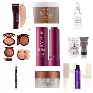 AskSuzanneBell summer beauty staples