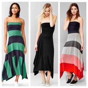 4 in 1 gap trapeze dress