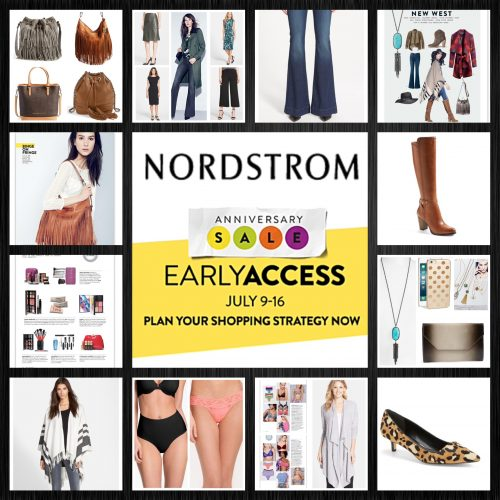 It's Here! Nordstrom Anniversary Sale Catalog Preview