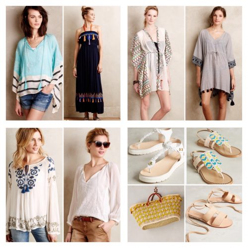 Let's Shop! Weekend Sale Round-Up: My Picks From Gap, Old Navy, Anthropologie and More