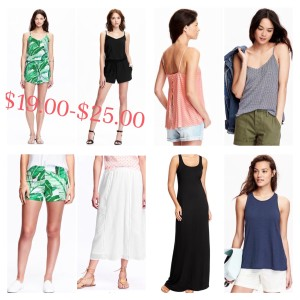 Old Navy Sale picks on AskSuzanneBell.com
