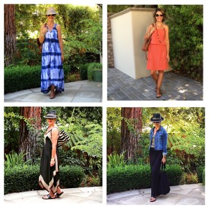 Daytime Dress Looks on AskSuzanneBell
