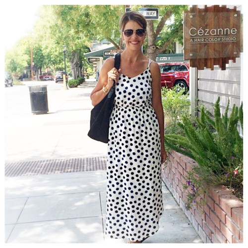 What I Wore July | A month of outfits on www.AskSuzanneBell.com