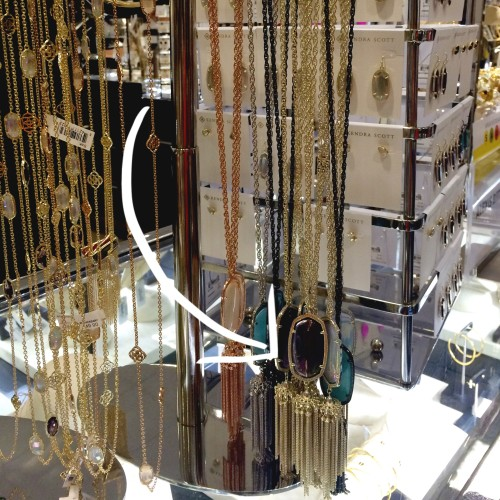 Kendra Scott Rayne Pendant | Nordstrom Anniversary Sale Picks 2015 - Asksuzannebell.com