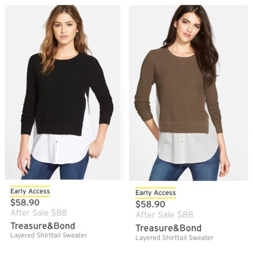 Treasure and Bond | Nordstrom Anniversary Sale Picks 2015 - Asksuzannebell.com
