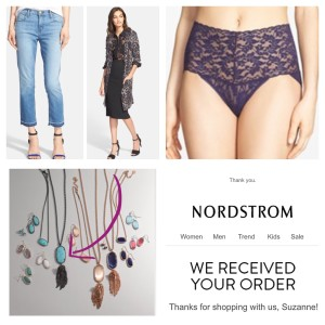 What I ordered from the Nordstrom Anniversary Sale