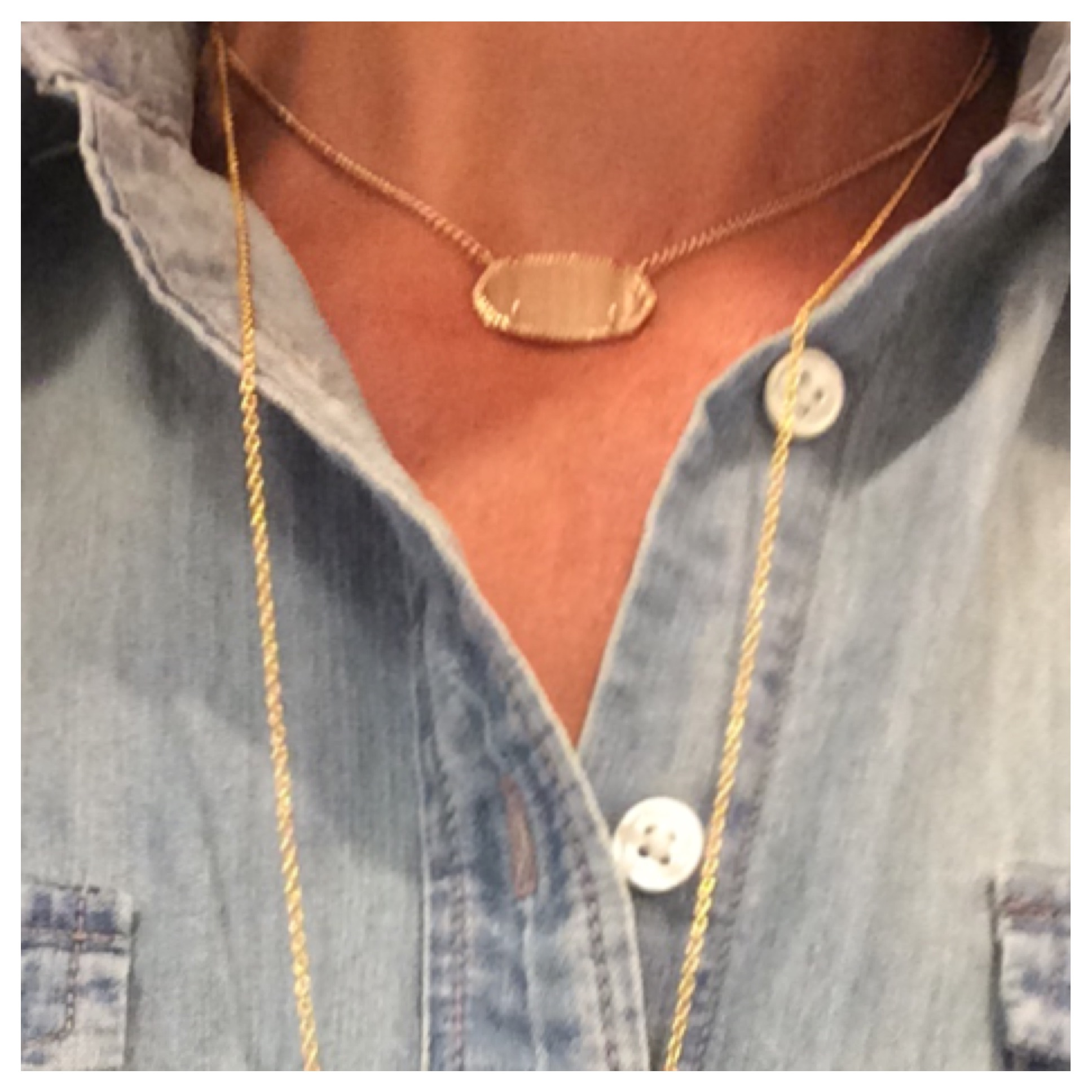 Layer It On Pendant Necklaces My RocksBox Review