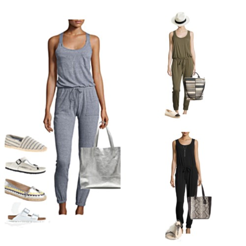 sporty chic jumpsuits looks on AskSuzanneBell | Polyvore set