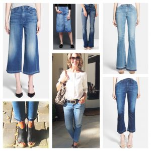 new denim looks | www.asksuzannebell.com