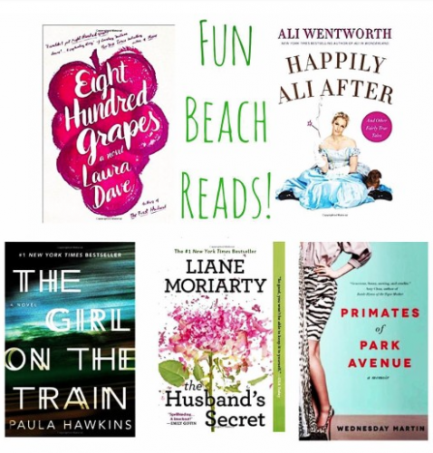 What I Loved July, Summer Beach Reads + Weekend Sales