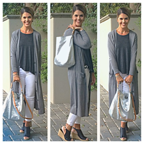 loving this nordstrom sale find! Halogen long duster cardigan, now $29.00 #nsale