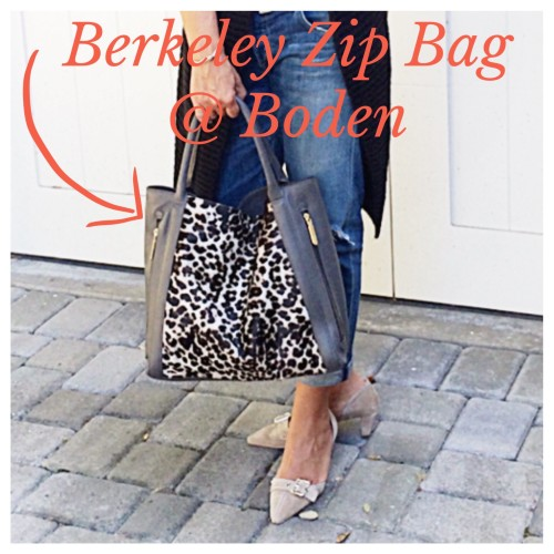 Berkeley Zip Bag @Boden | Boden Review on www.asksuzannebell.com